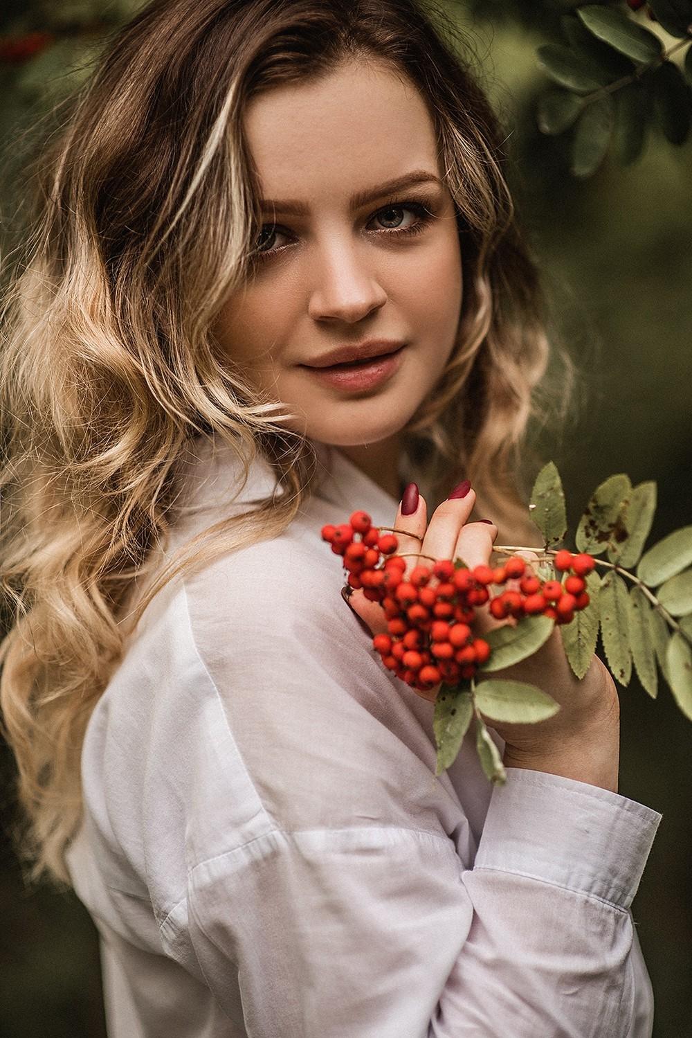 Женские портреты - Алина