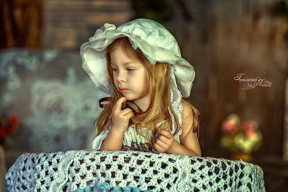 Детская фотосессия - Мини-фотопроект
