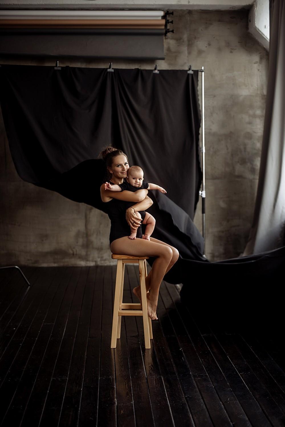 Семейные фотосессии - В стиле