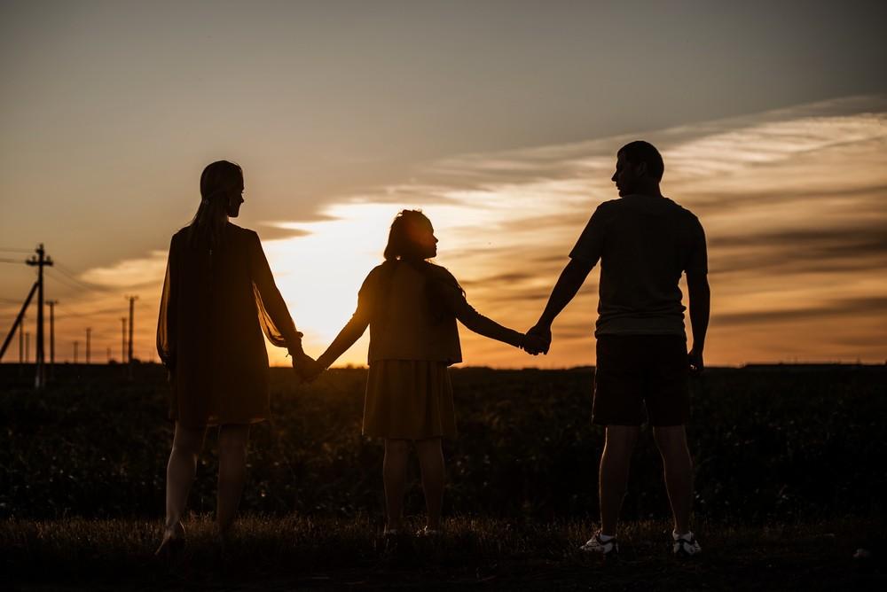 Семейные фотосессии - В маленьком Провансе
