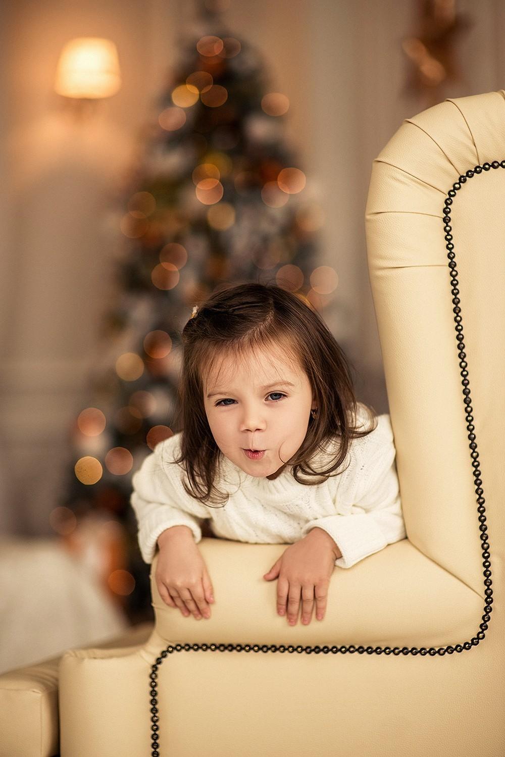 Новогодние серии - Для мамы с дочкой