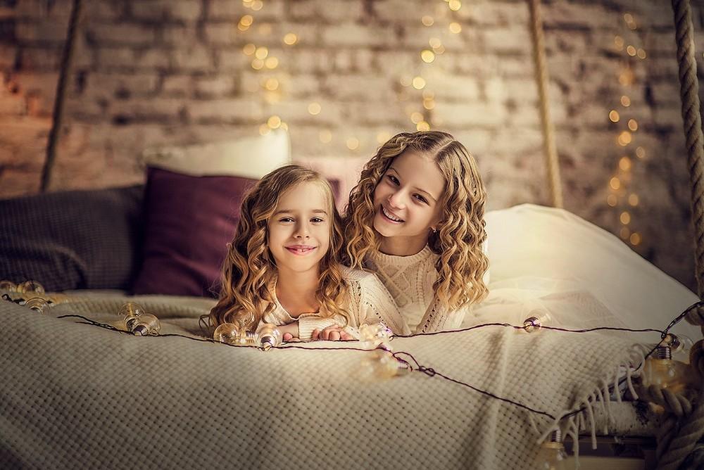Новогодние серии - Сестрички