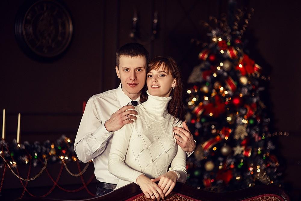 Новогодние серии - лавстори