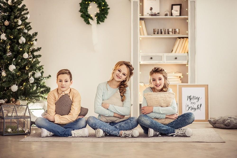 Новогодние серии - Друзья