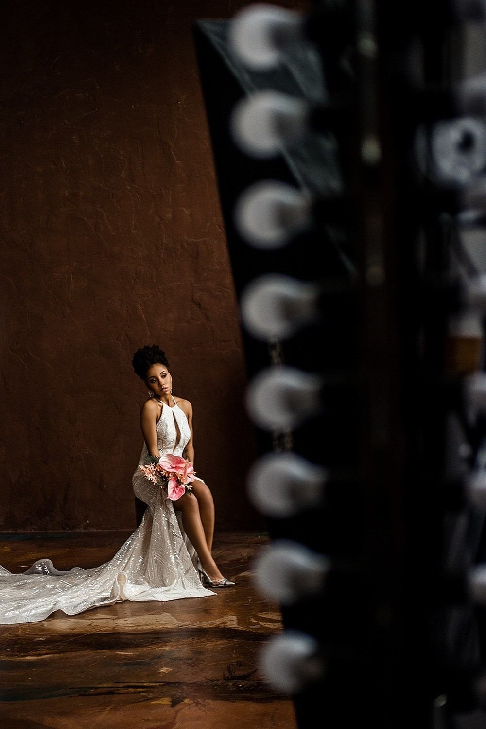 Свадебная фотосъемка и лав стори - В студии