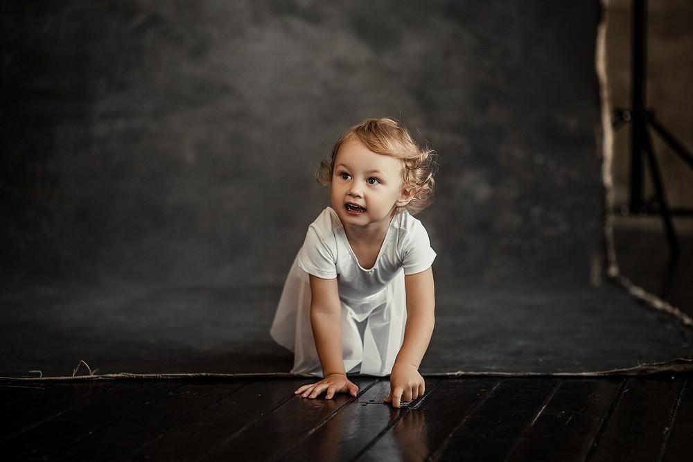 Семейные фотосессии - Вероника и семья (минимализм)