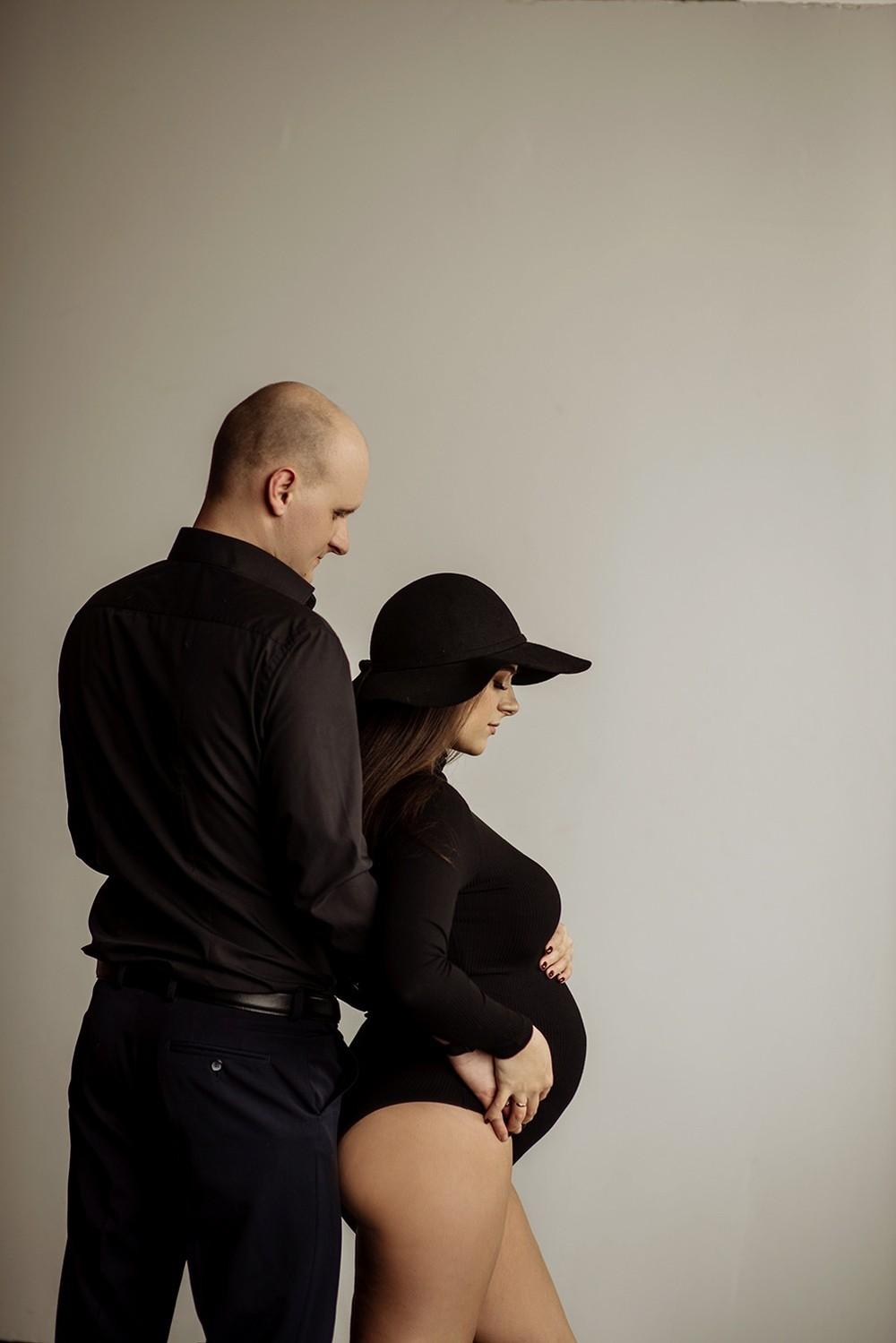 Беременные - Юля и Денис