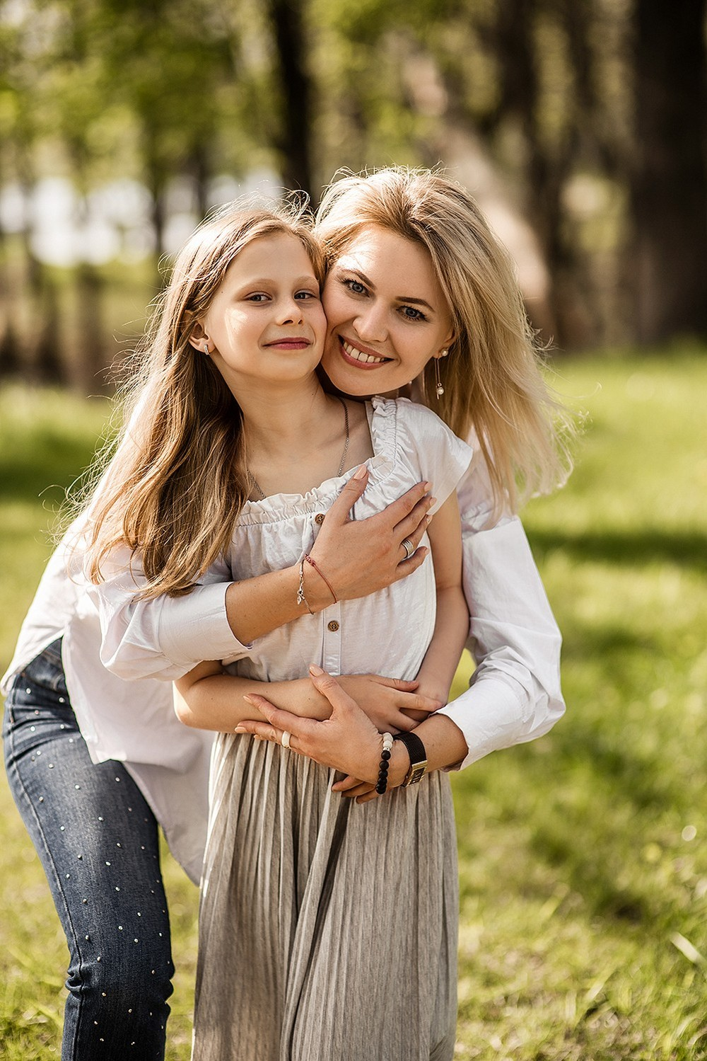 Семейные фотосессии - Семейная, июнь 2021
