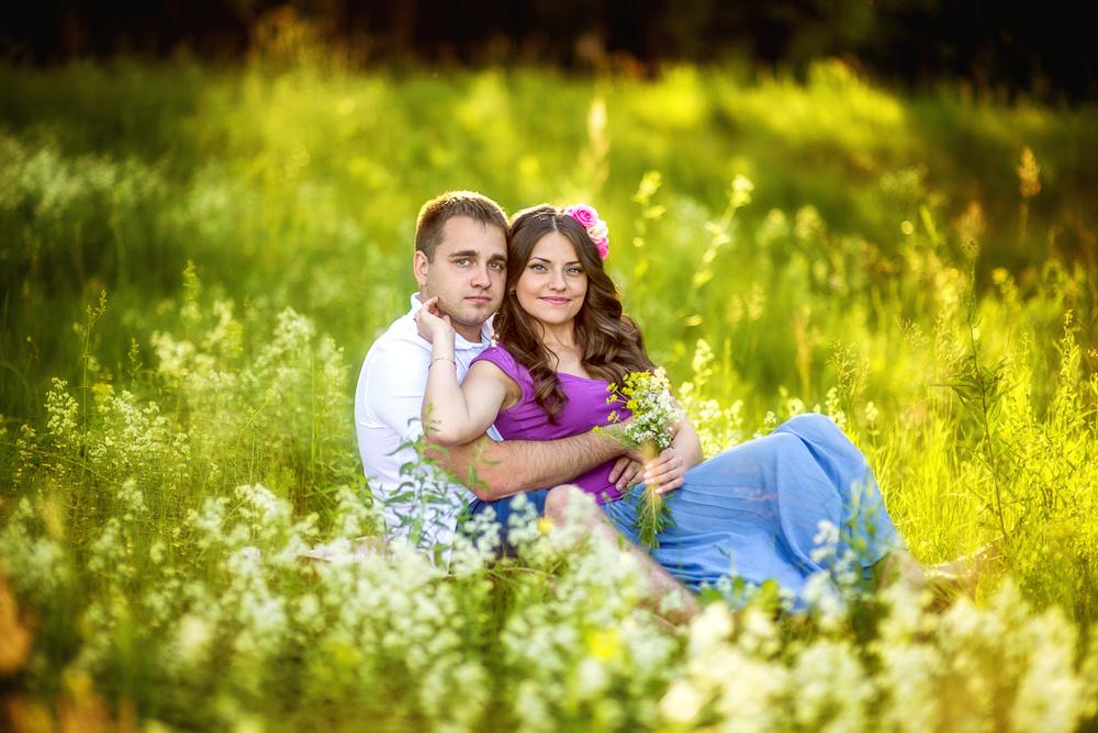 Свадебная фотосъемка и лав стори - Ира и Дима