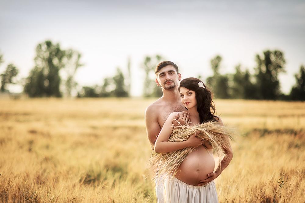 Беременные - Внутри меня Вселенная