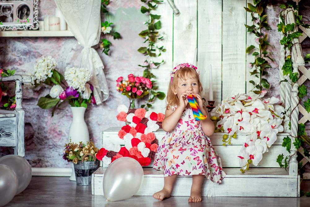 Детская фотосессия - София