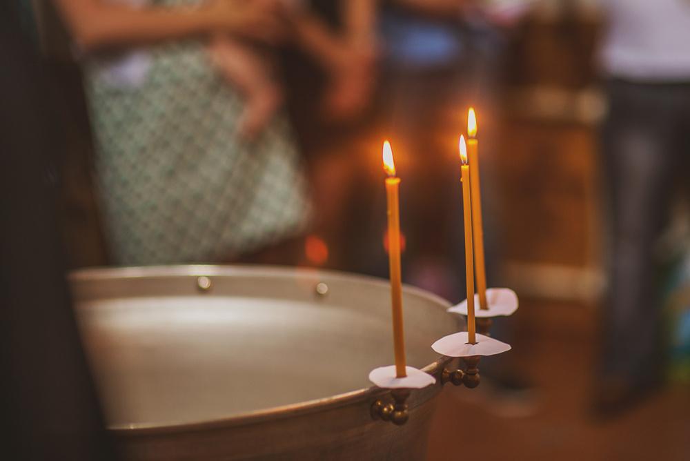 Фотосъемка крещения - крещение Дарьи 26 июля