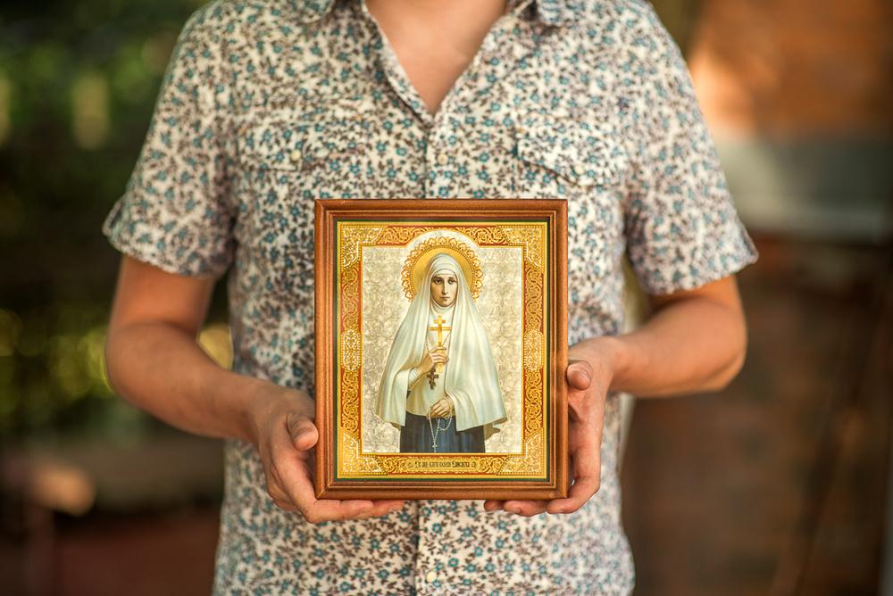 Фотосъемка крещения - Крещение 9 августа 2015