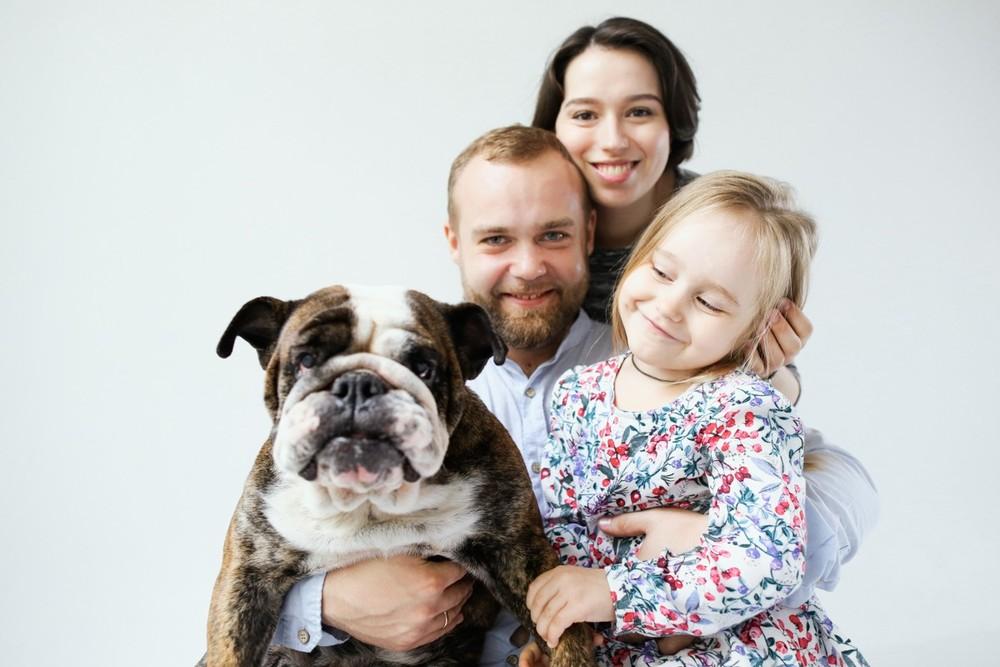 Варина семья