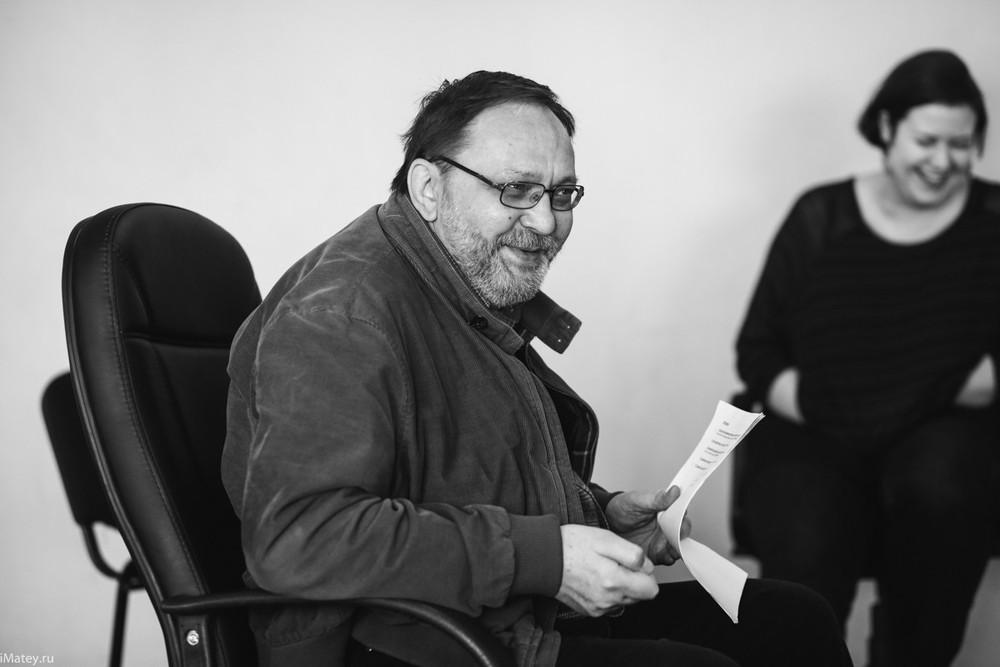 Встреча с Михаилом Угаровым