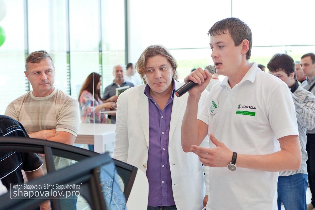 Презентация Skoda Octavia
