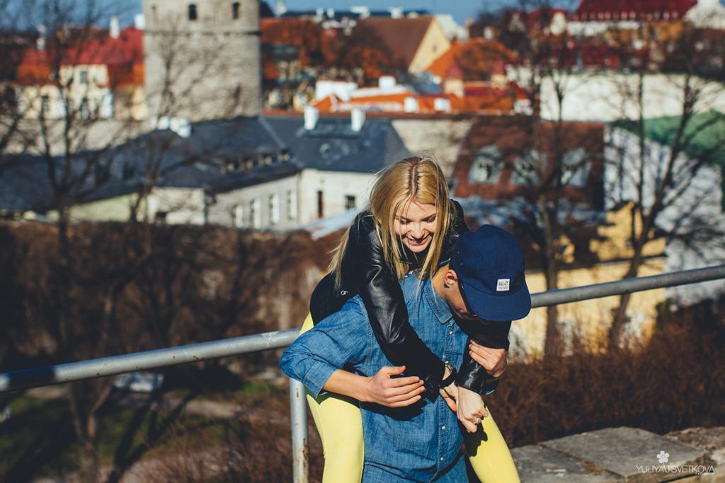 PORTFOLIO/ПОРТФОЛИО - Estonia, Tallinn. Anastasia and Anton '2014