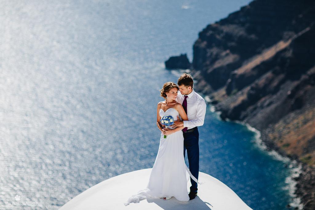PORTFOLIO/ПОРТФОЛИО - Santorini. Katya & Sasha - Photographer in Santorini