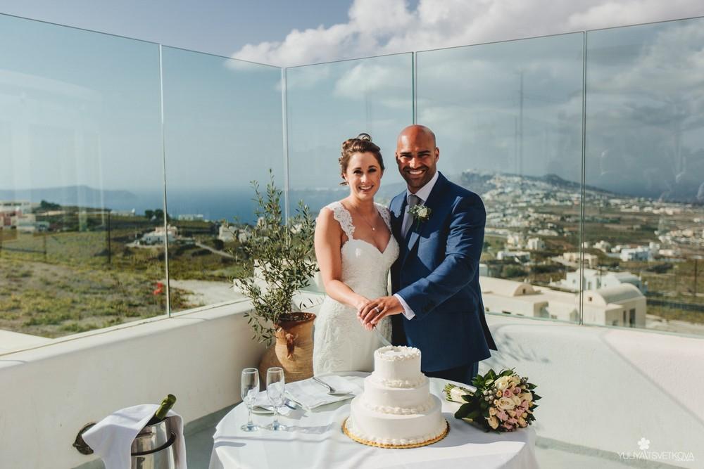 PORTFOLIO/ПОРТФОЛИО -  Santorini. Sarah & Massimo