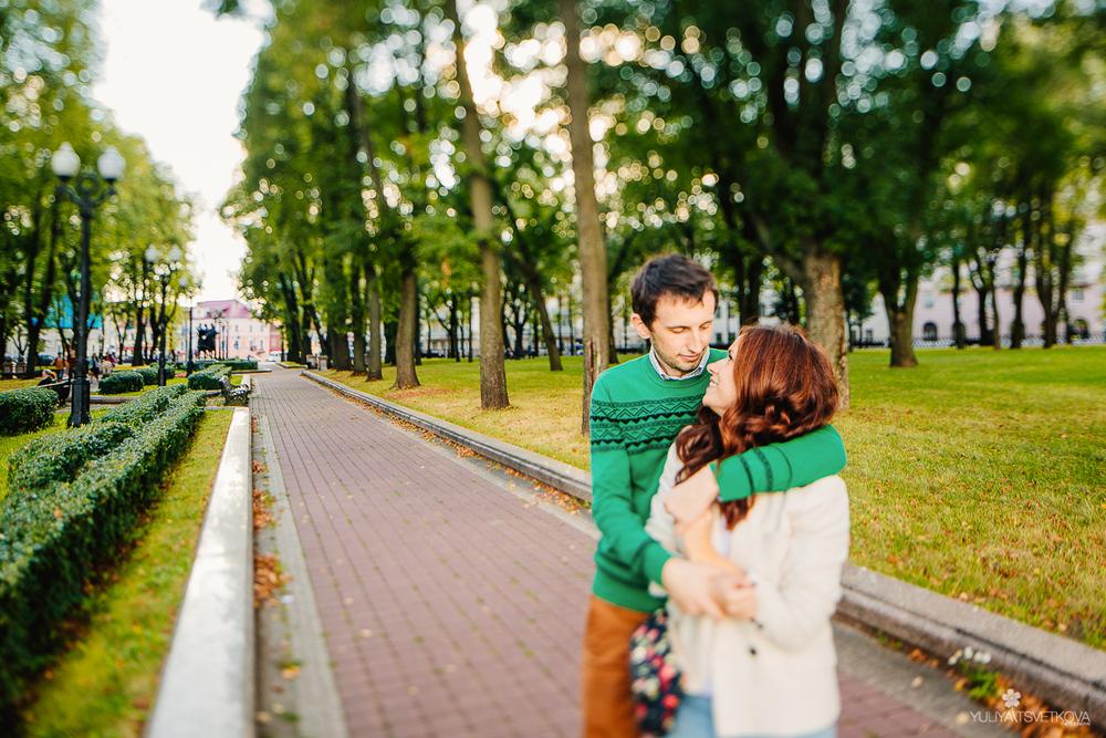 PORTFOLIO/ПОРТФОЛИО - Minsk. Natasha & Sasha' 2014