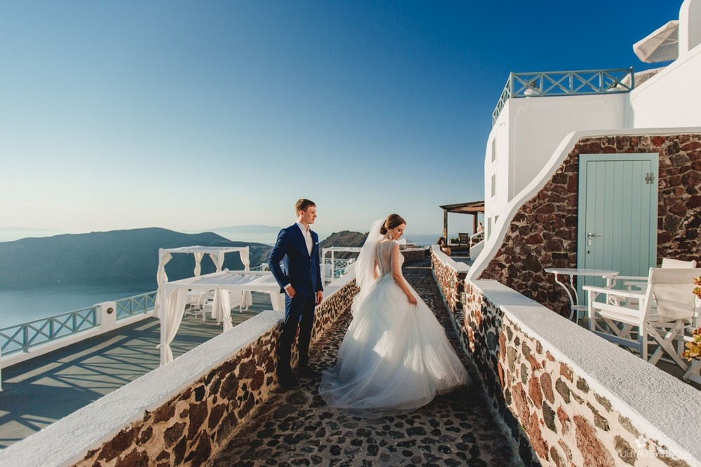 PORTFOLIO/ПОРТФОЛИО - Santorini. Olga & Stepan