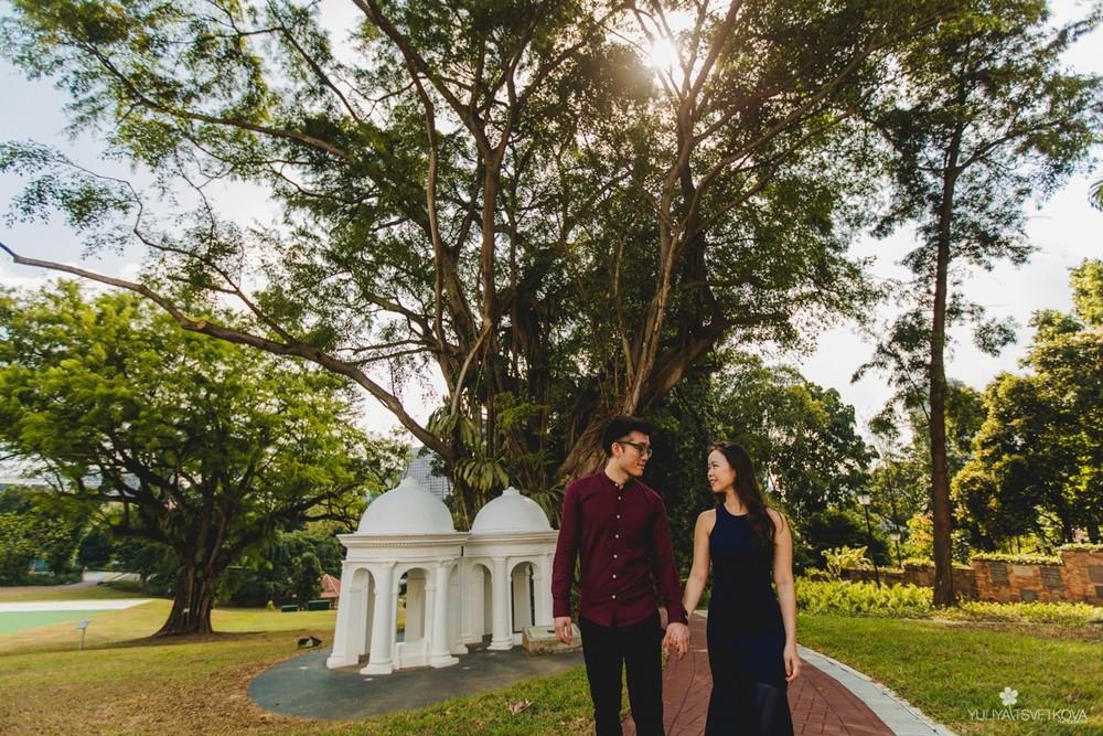 PORTFOLIO/ПОРТФОЛИО - Singapore. Aaron & Jasmin