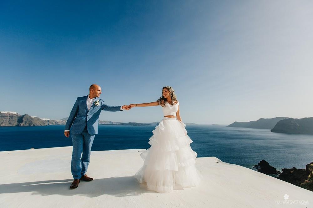 PORTFOLIO/ПОРТФОЛИО - Santorini. Mia & Sultan