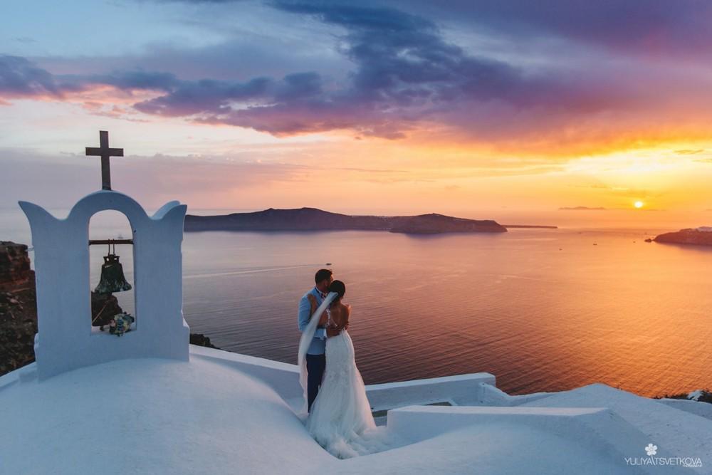 PORTFOLIO/ПОРТФОЛИО - Santorini. Artur & Anna