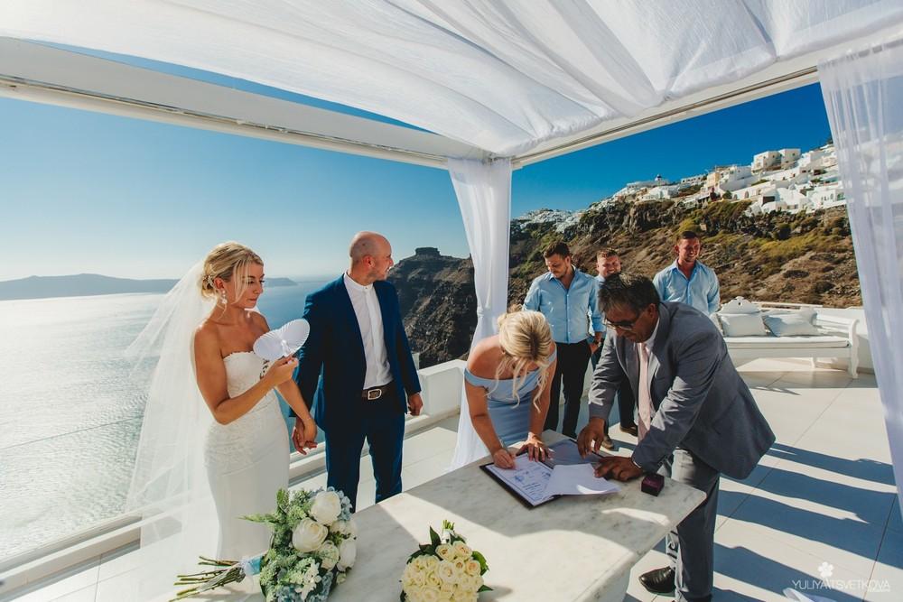 PORTFOLIO/ПОРТФОЛИО - Santorini. Hayley & Jay