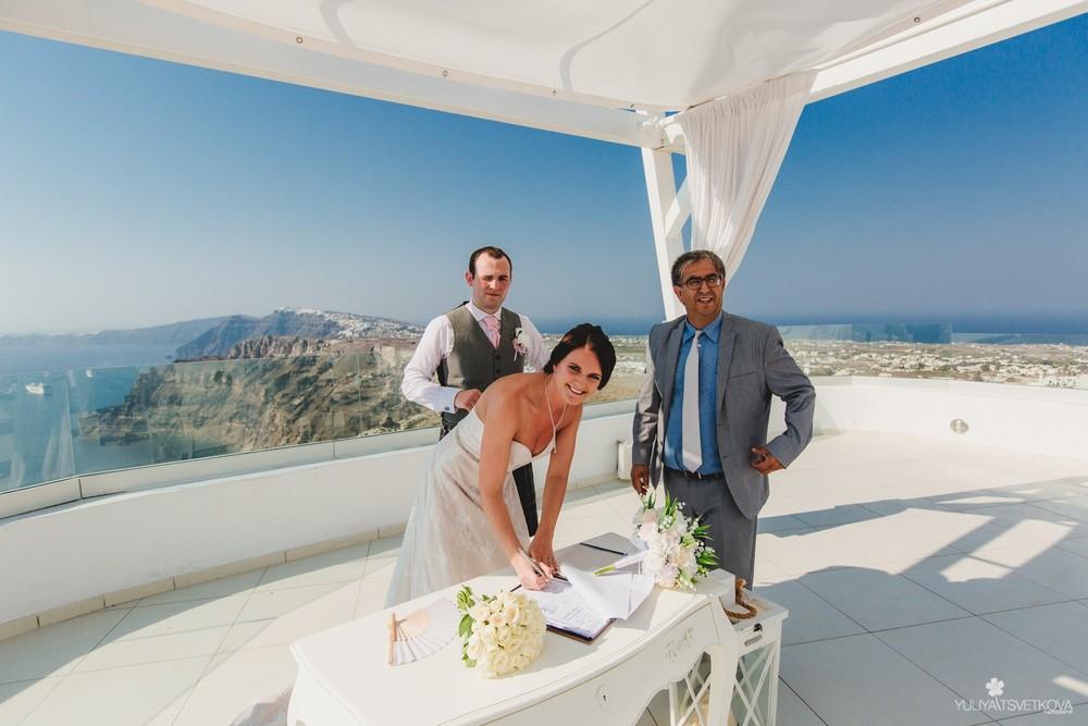 PORTFOLIO/ПОРТФОЛИО - Santorini. Giovanna & Steven