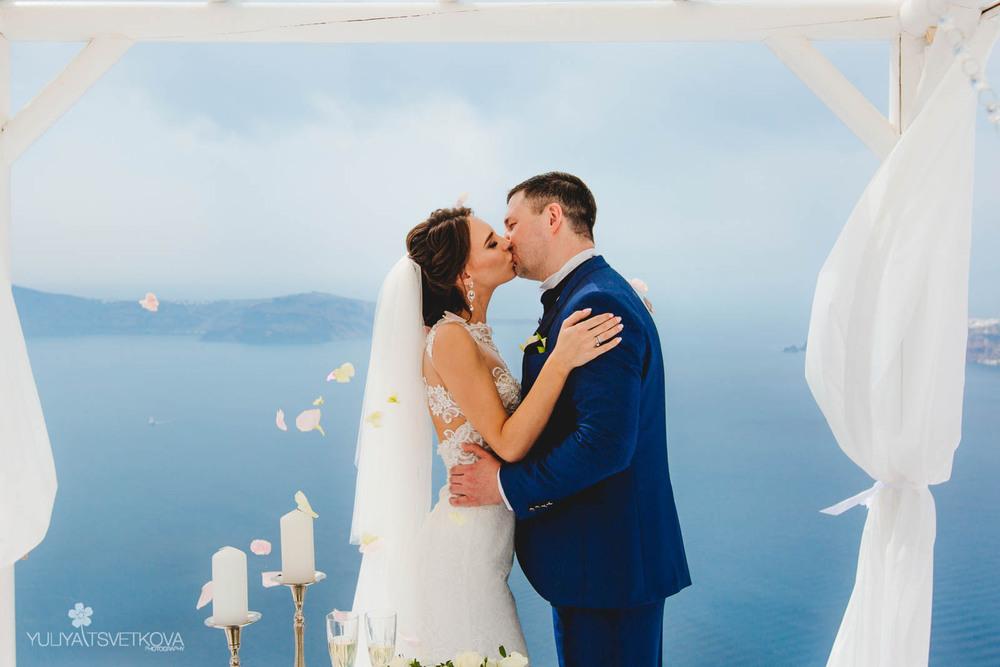 PORTFOLIO/ПОРТФОЛИО - Santorini. Yuliya & Maksim