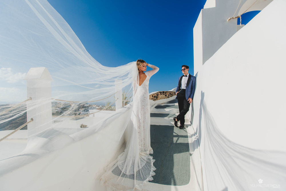 PORTFOLIO/ПОРТФОЛИО - Santorini. Katie & David