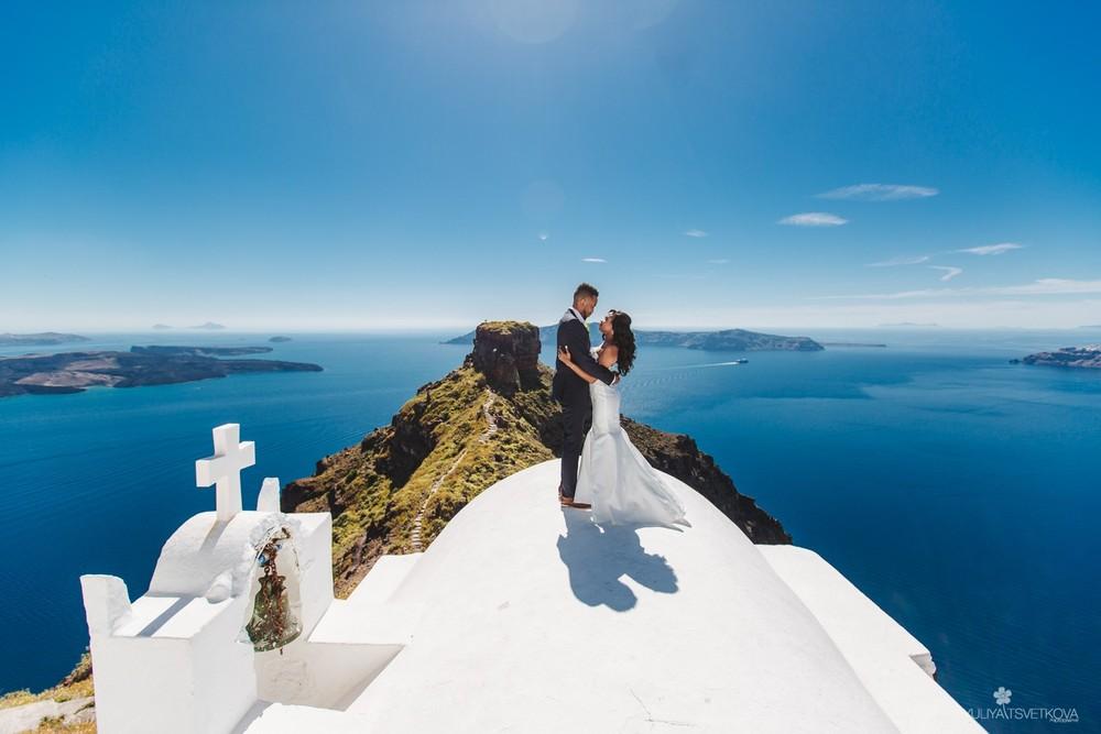 PORTFOLIO/ПОРТФОЛИО - Santorini. Faith & Jermaine