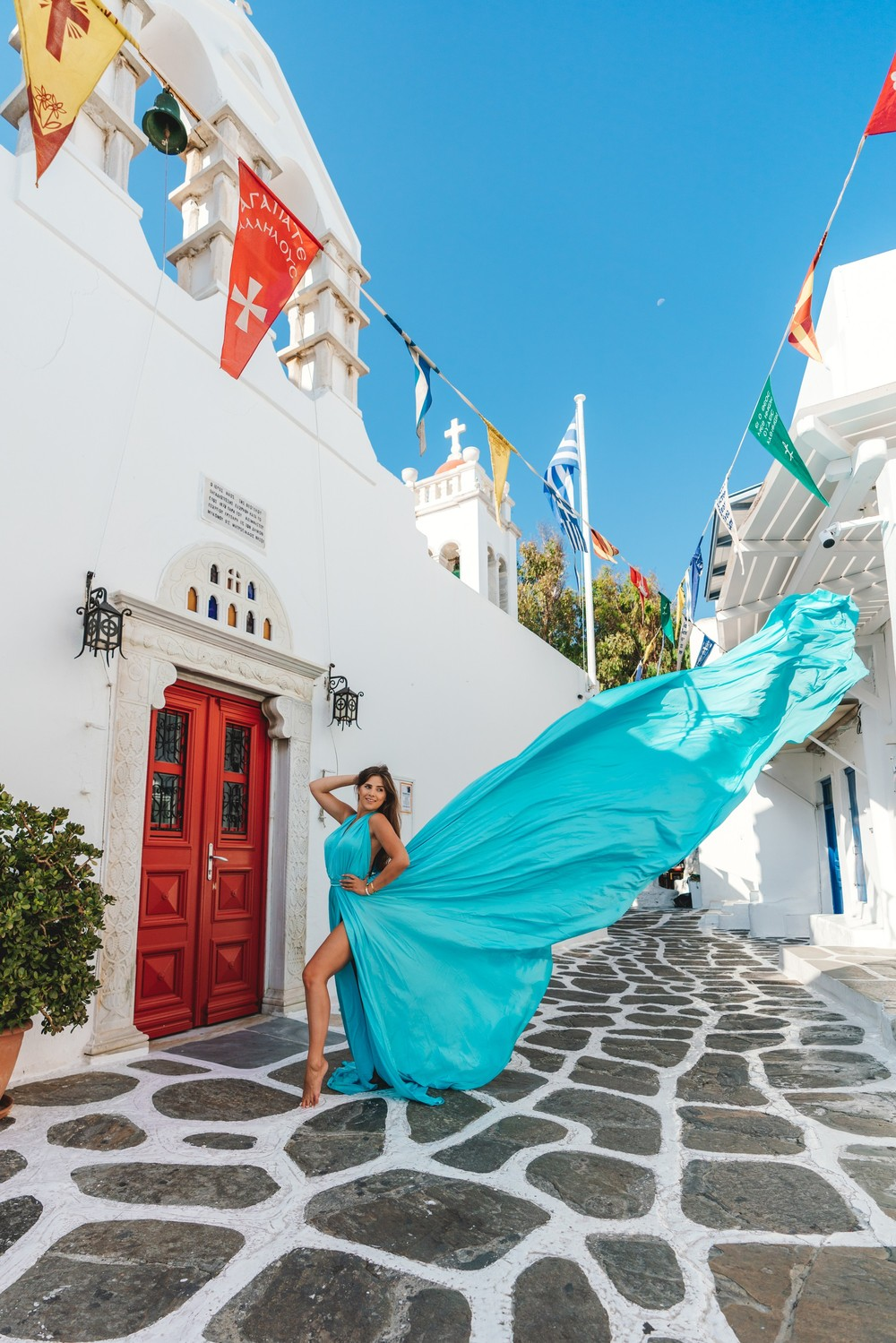 FLYING DRESSES CATALOGUE/ЛЕТЯЩИЕ ПЛАТЬЯ - TIFFANY BACKLESS