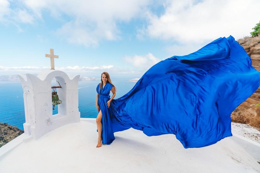 FLYING DRESSES CATALOGUE/ЛЕТЯЩИЕ ПЛАТЬЯ - BLUE TRANSFORMER