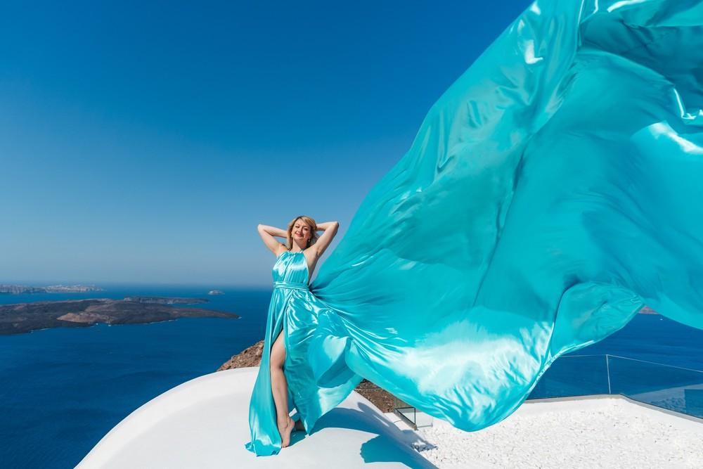 FLYING DRESSES CATALOGUE/ЛЕТЯЩИЕ ПЛАТЬЯ - SHINY TIFFANY