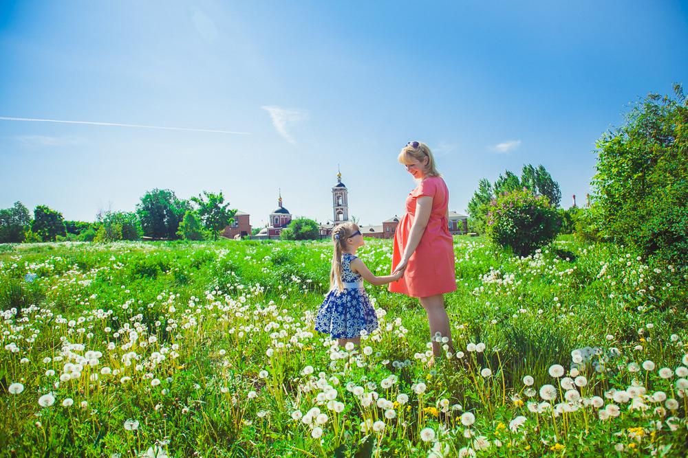фотосессии в парках Москвы