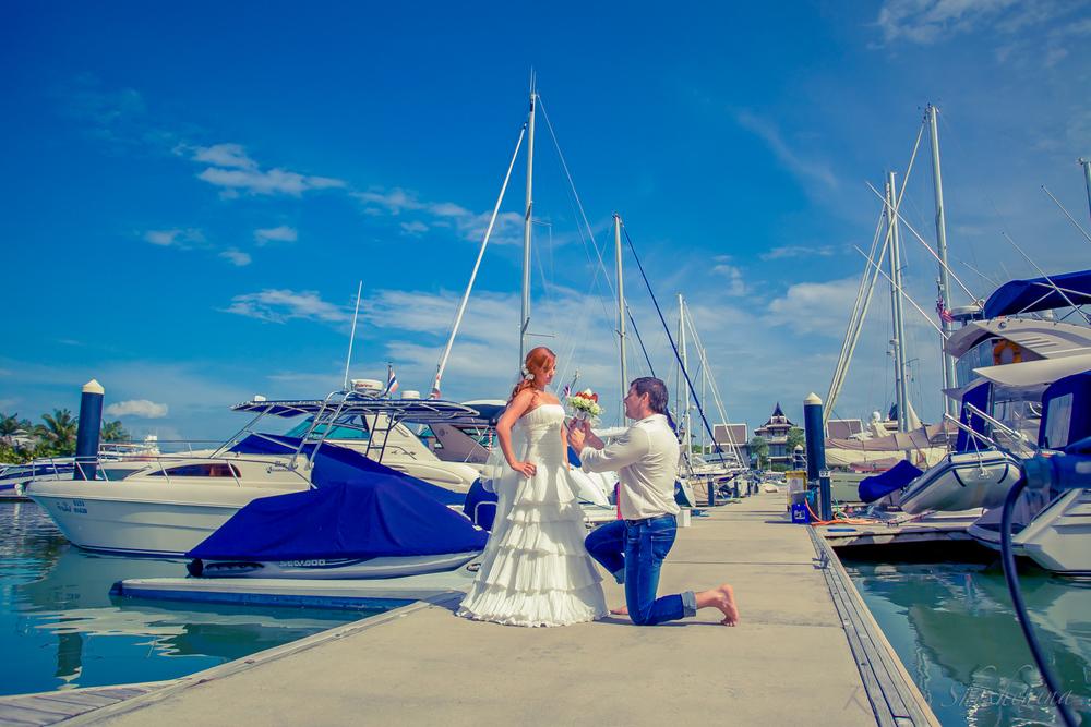 свадебные церемонии в тропиках\sumbolic weddings
