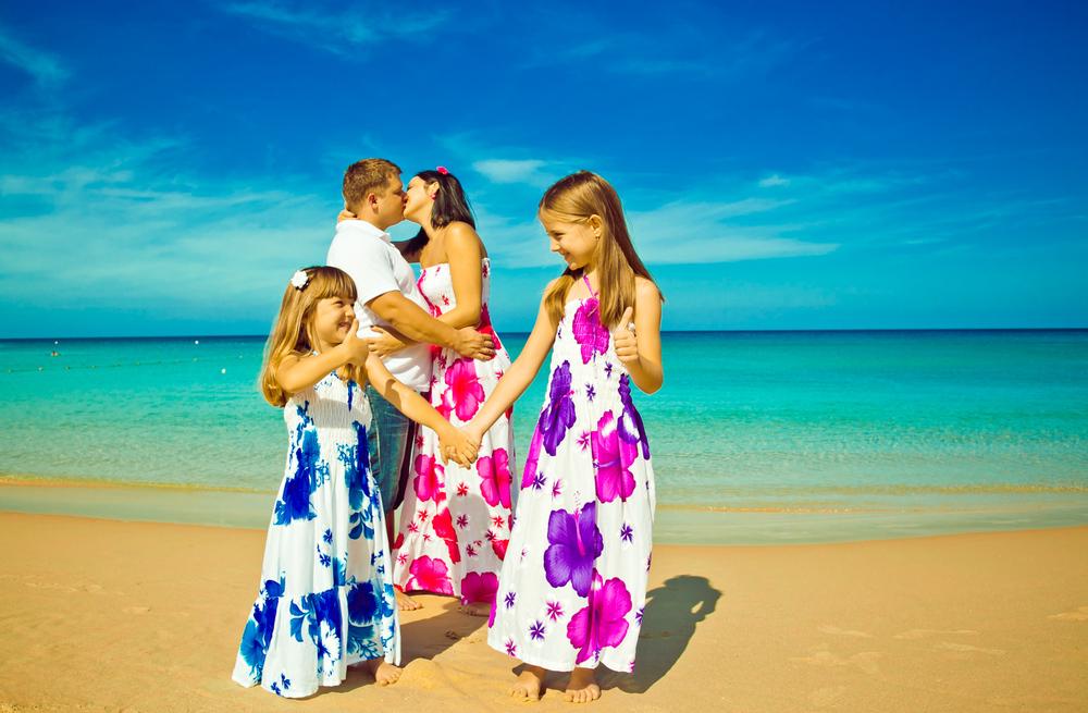 семья и дети в Италии