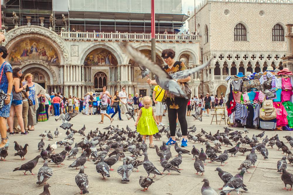 венеция, фотографввенеции, семейнаяфотосессия