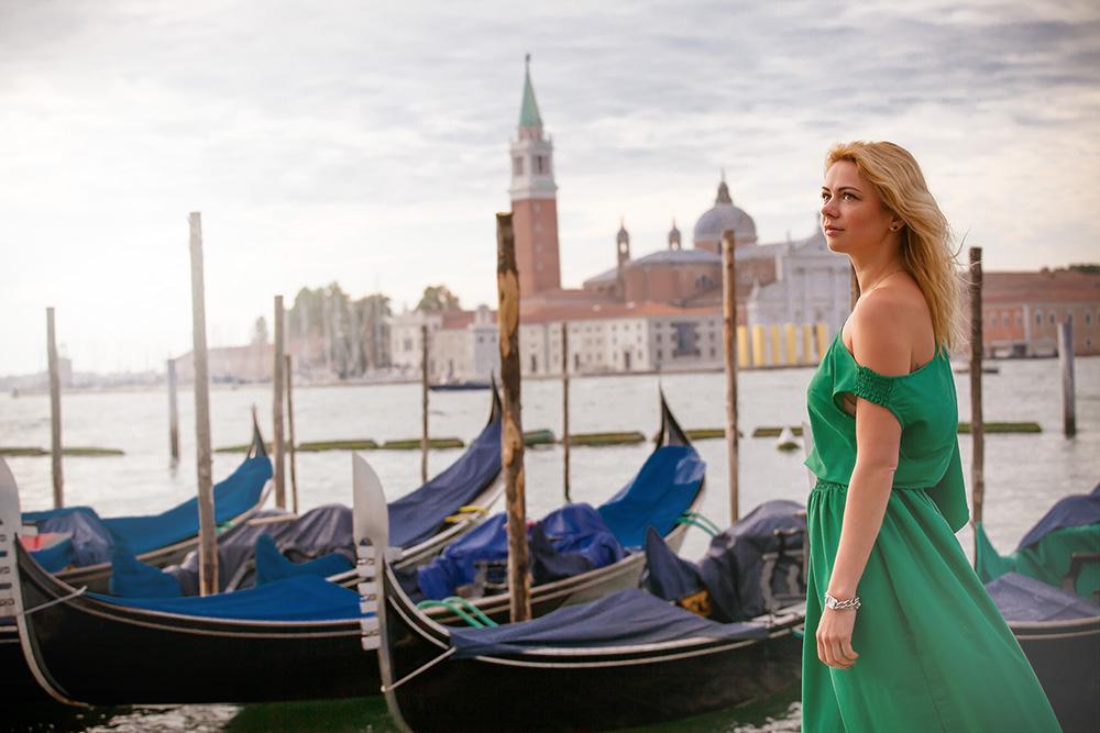 фотограф в Венеции круглый год