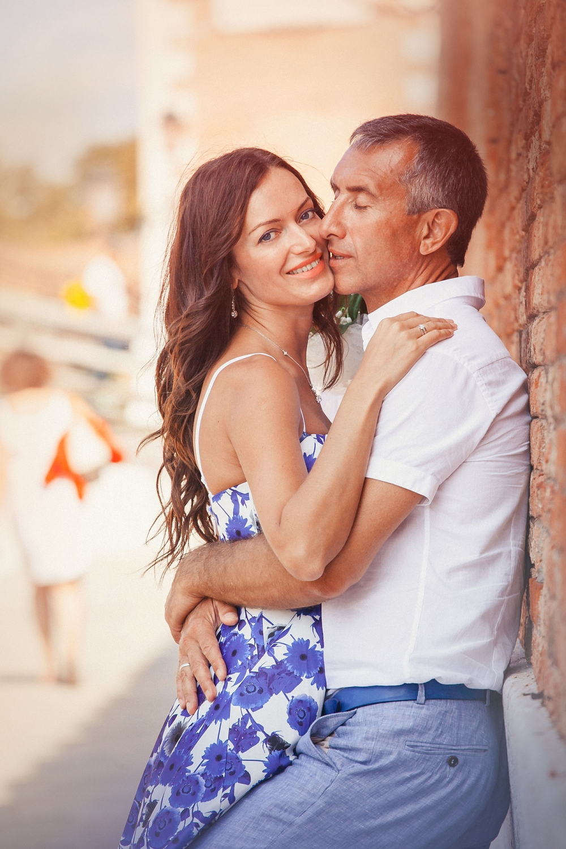love story в Венеции