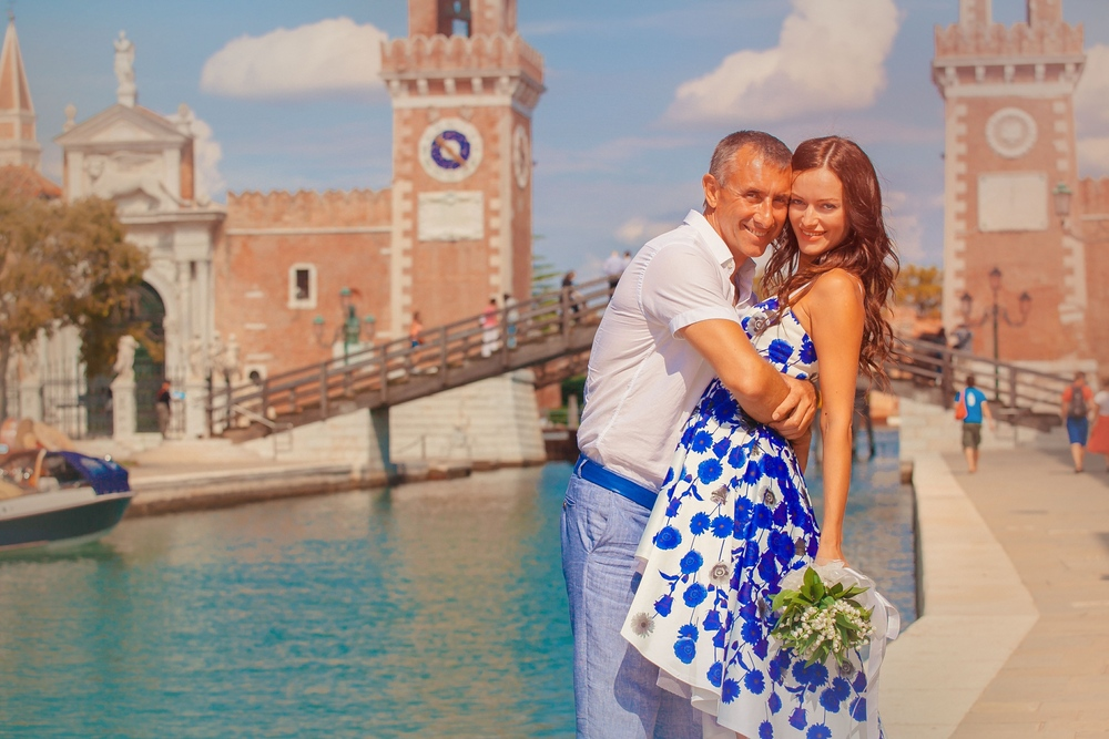 свадебный фотограф в венеции