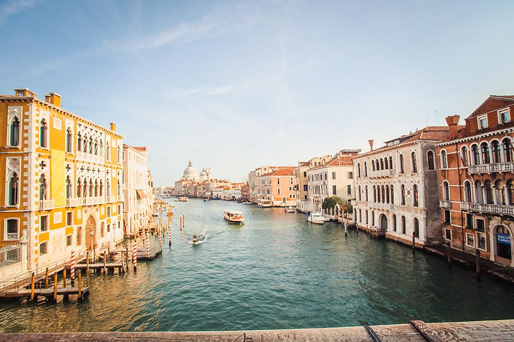 осень в Венеции