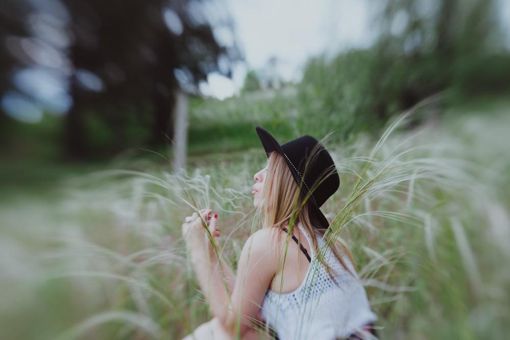 Anna | Summer forest