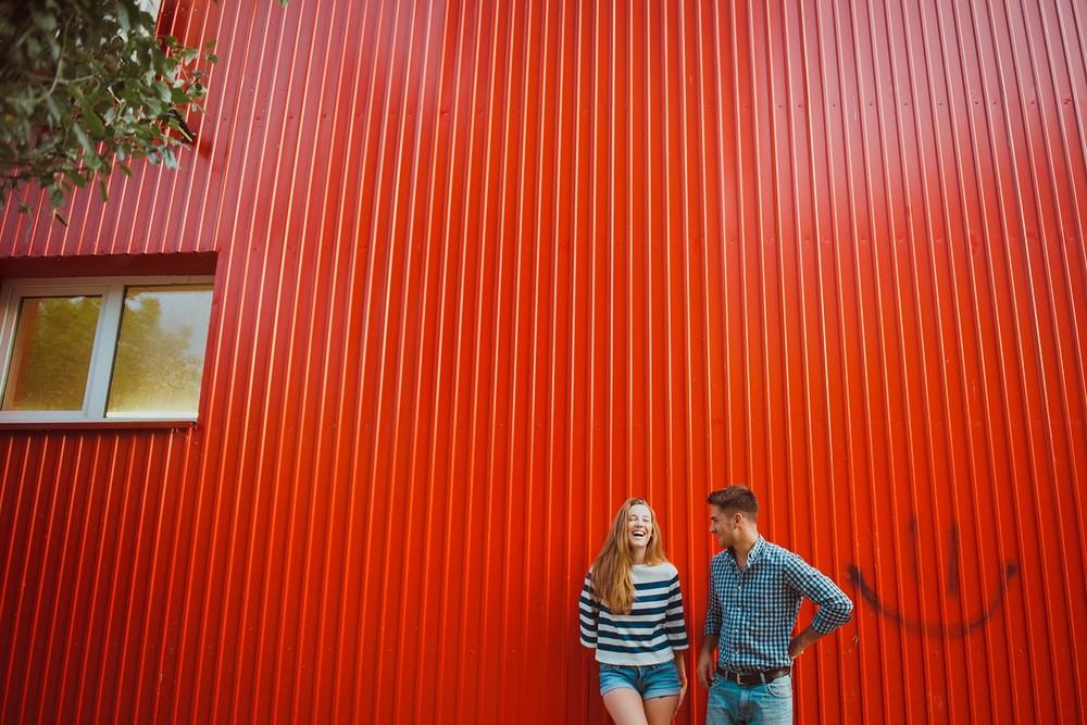 Katya and Vadim