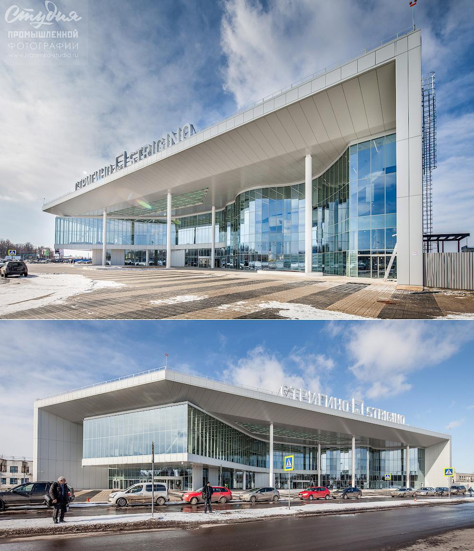 новый терминал нижегородского аэропорта