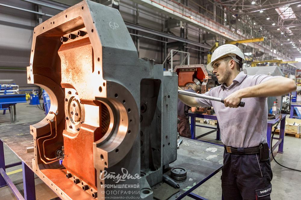 Промышленная фотография
