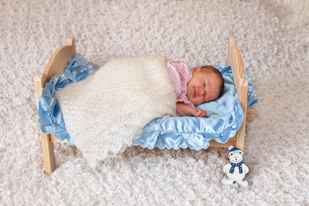 фотосъёмка новорожденных  и  детей  до  года