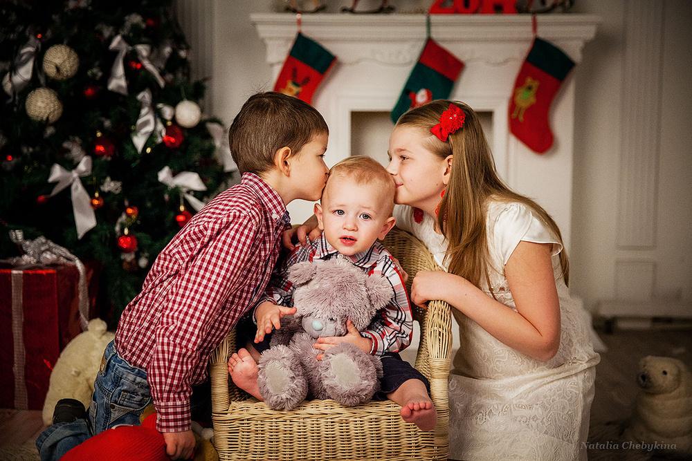 Фотосъёмка  малышей